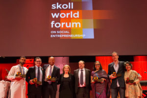 skoll foundation social entrepreneurs 2016 photo